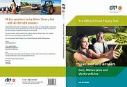 Cover of Driver Theory Test for Cars, Motorcycles & Work Vehicles