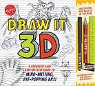 Cover of Draw it 3-D