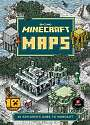 Cover of Minecraft Maps: An explorer's guide to Minecraft