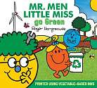 Cover of Mr. Men Little Miss go Green