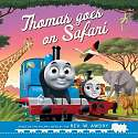 Cover of Thomas & Friends: Thomas Goes on Safari