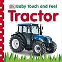 Cover of Baby Touch and Feel : Tractor
