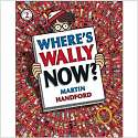 Cover of Where's Wally Book 2 : Where's Wally Now?
