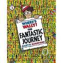 Cover of Where's Wally Book 3 : The Fantastic Journey
