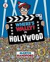 Cover of Where's Wally Book 4 : Where's Wally in Hollywood?