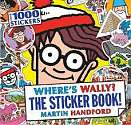 Cover of Where's Wally? the Sticker Book!