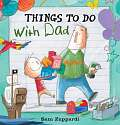 Cover of Things to Do with Dad