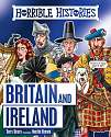 Cover of Horrible History of Britain and Ireland