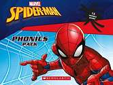 Cover of Spider-Man Phonics Box