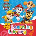 Cover of Paw Patrol Little Learning Library