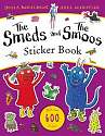 Cover of The Smeds and the Smoos Sticker Book
