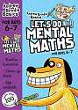 Cover of Let's Do Mental Maths for Ages 6-7
