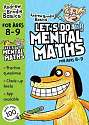 Cover of Let's Do Mental Maths for Ages 8-9
