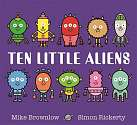 Cover of Ten Little Aliens