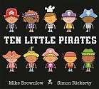 Cover of Ten Little Pirates