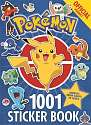 Cover of The Official Pokemon 1001 Stickers