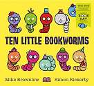 Cover of Ten Little Bookworms WBD 2019