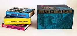 Cover of Harry Potter - Adult Editions Hardback Box Set