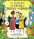 Cover of The Tales of Beedle the Bard: Illustrated Edition
