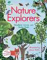 Cover of The Woodland Trust: Nature Explorers Woodland Activity and Sticker Book