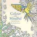 Cover of Colour Me Mindful: Tropical