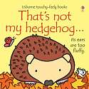 Cover of That's Not My Hedgehog