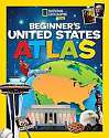 Cover of Beginner's US Atlas