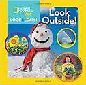 Cover of National Geographic Kids Look and Learn: Look Outside