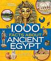 Cover of 1,000 Facts About Ancient Egypt