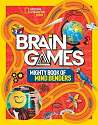Cover of Brain Games 2: Mighty Book of Mind Benders