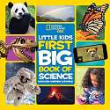Cover of Little Kids First Big Book of Science (First Big Book)