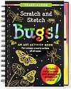 Cover of Scratch & Sketch Bugs