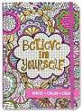 Cover of Believe in Yourself Small Journal