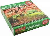 Cover of Japanese Maple Tree  - 1000 Piece Jigsaw Puzzle