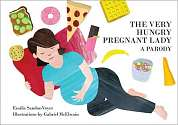 Cover of The Very Hungry Pregnant Lady