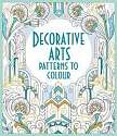 Cover of Decorative Arts Patterns to Colour