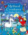 Cover of Mythical Creatures Sticker Book