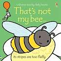 Cover of That's not my bee...