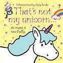 Cover of That's Not My Unicorn...