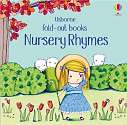 Cover of Fold-Out Books Nursery Rhymes