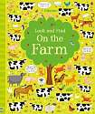 Cover of Look and Find on the Farm