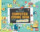 Cover of My First Computer Coding Book with ScratchJr