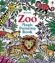 Cover of Zoo Magic Painting Book