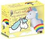 Cover of That's not my unicorn... Book and Toy
