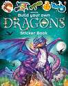 Cover of Build Your Own Dragons Sticker Book