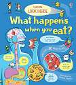 Cover of Look Inside What Happens When You Eat