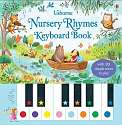 Cover of Nursery Rhymes Keyboard Book