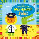 Cover of Baby's Very First Mix and Match Jobs