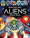 Cover of Build Your Own Aliens Sticker Book