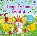 Cover of Poppy and Sam and the Bunny